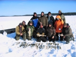 Marauders on Crow Lake